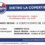 """MARIO SEGNI """"IL COLPO DI STATO DEL 1964"""""""
